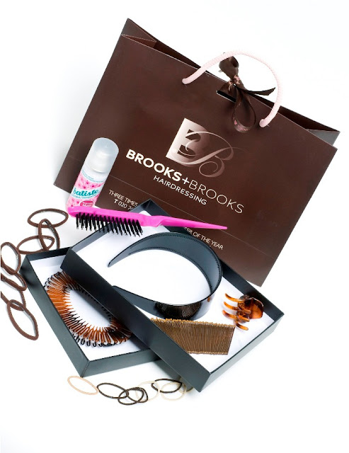Brooks and Brooks haircare