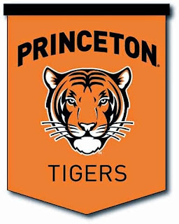 A Princeton Tiger demanding to be imprinted on some hi-vis gear.