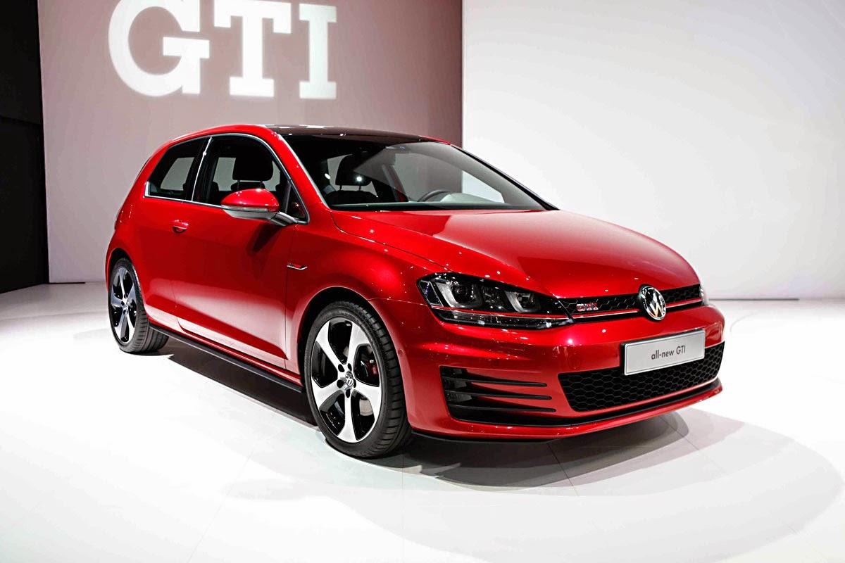 Características Volkswagen Golf GTI 2015