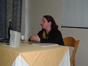 Abay Devlet Üniversitesi-Konferans : 18 Nisan 2005, Almaati/Kazakistan