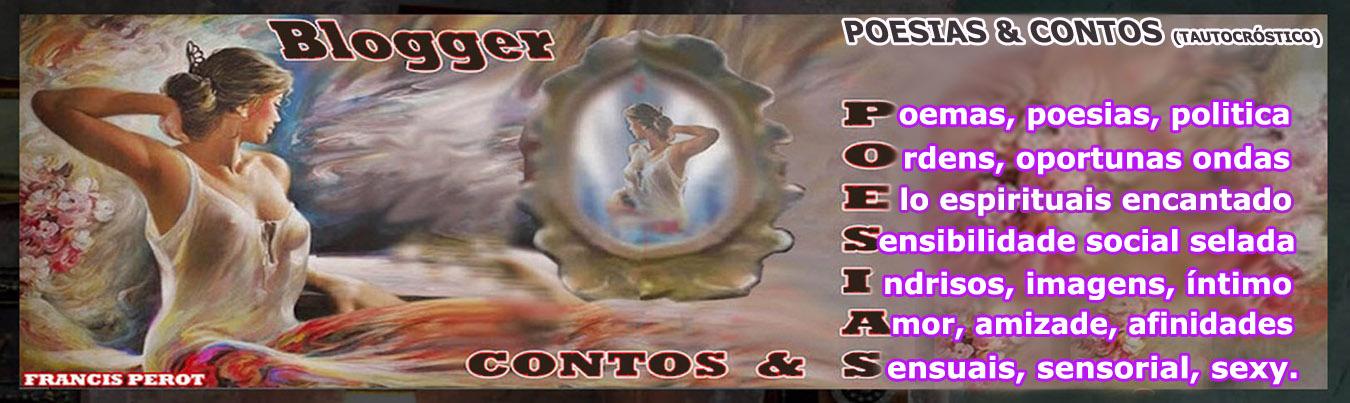 POESIAS E CONTOS SENSUAIS