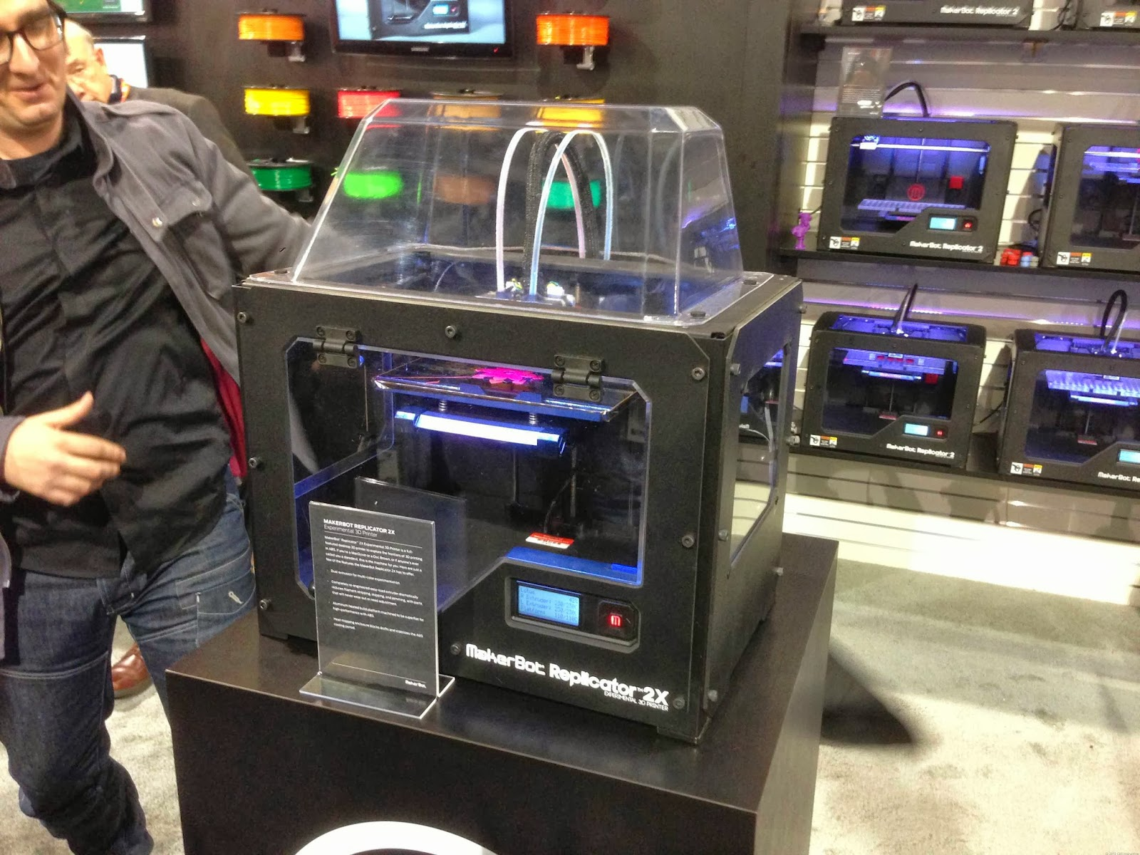 3D-printer-Techzilla Firefox