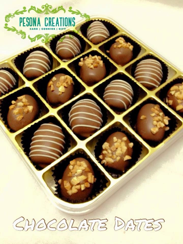 Chocolate Dates