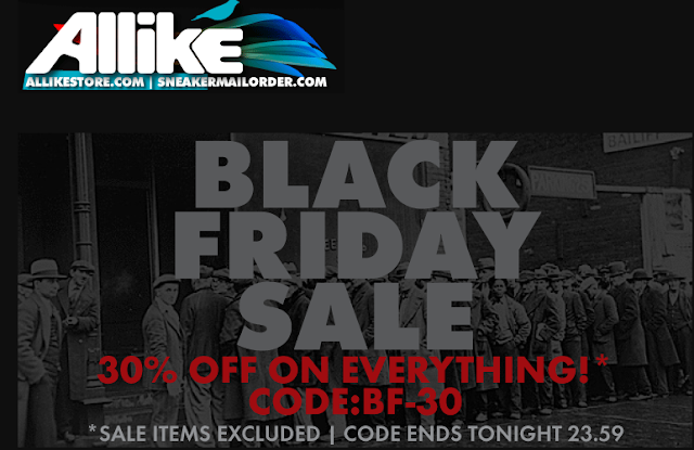 Alike Sneaker Mailorder - Black Friday Sale 2013
