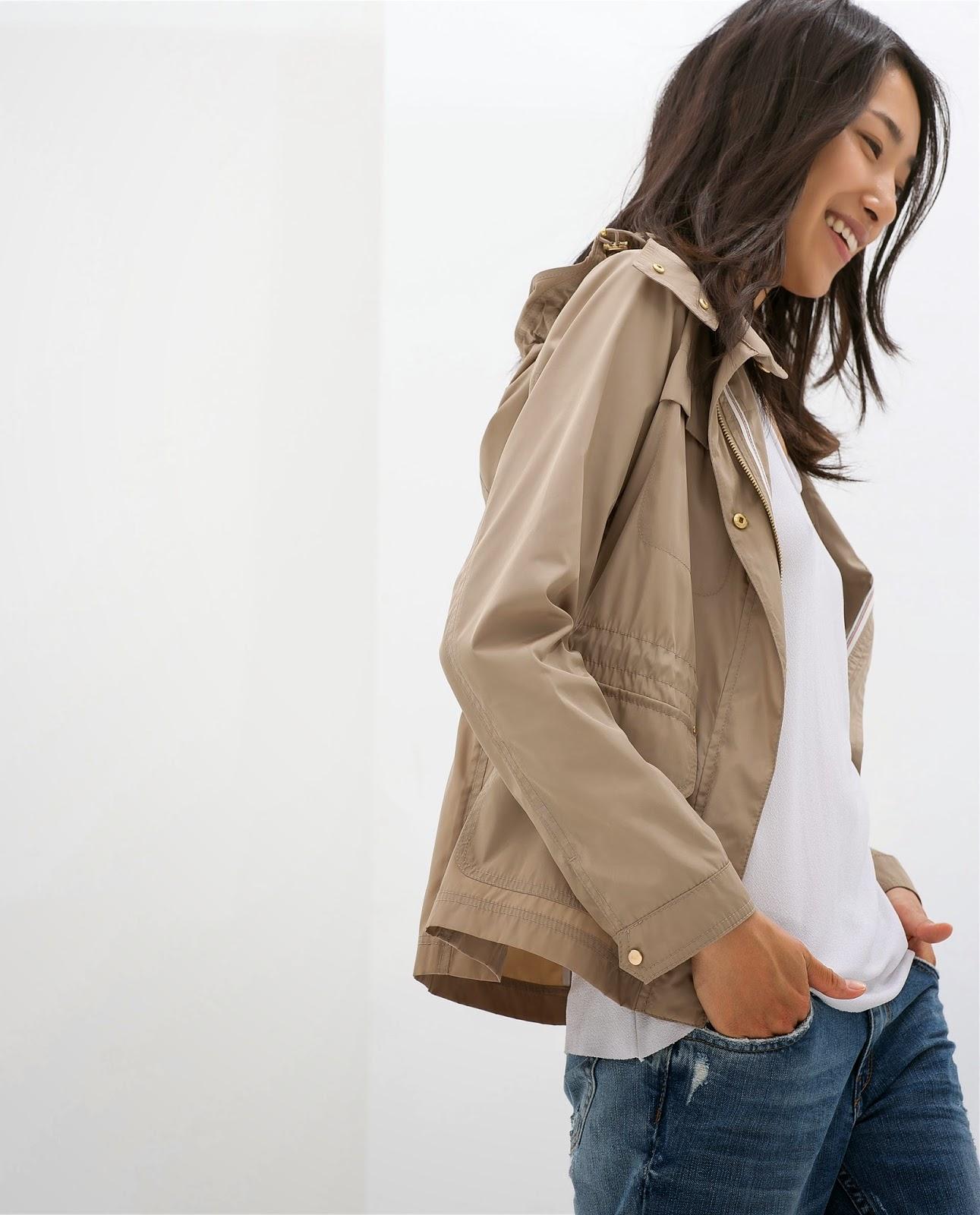 Sahariana, t-shirt, jeans, Zara, moda, style, Fashion style