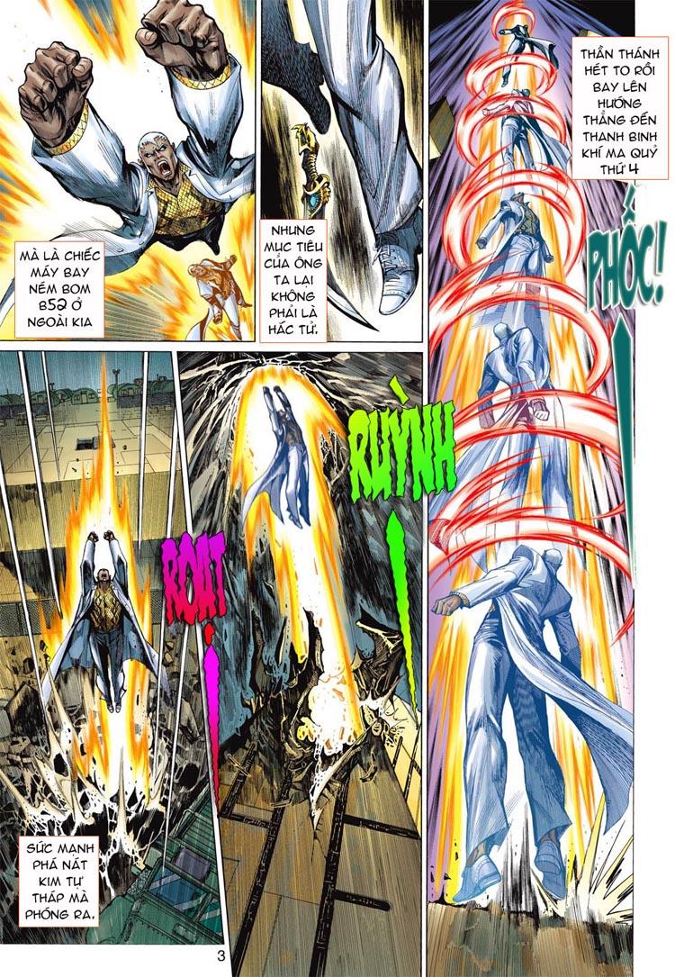 Thần Binh 4 chap 20 - Trang 4