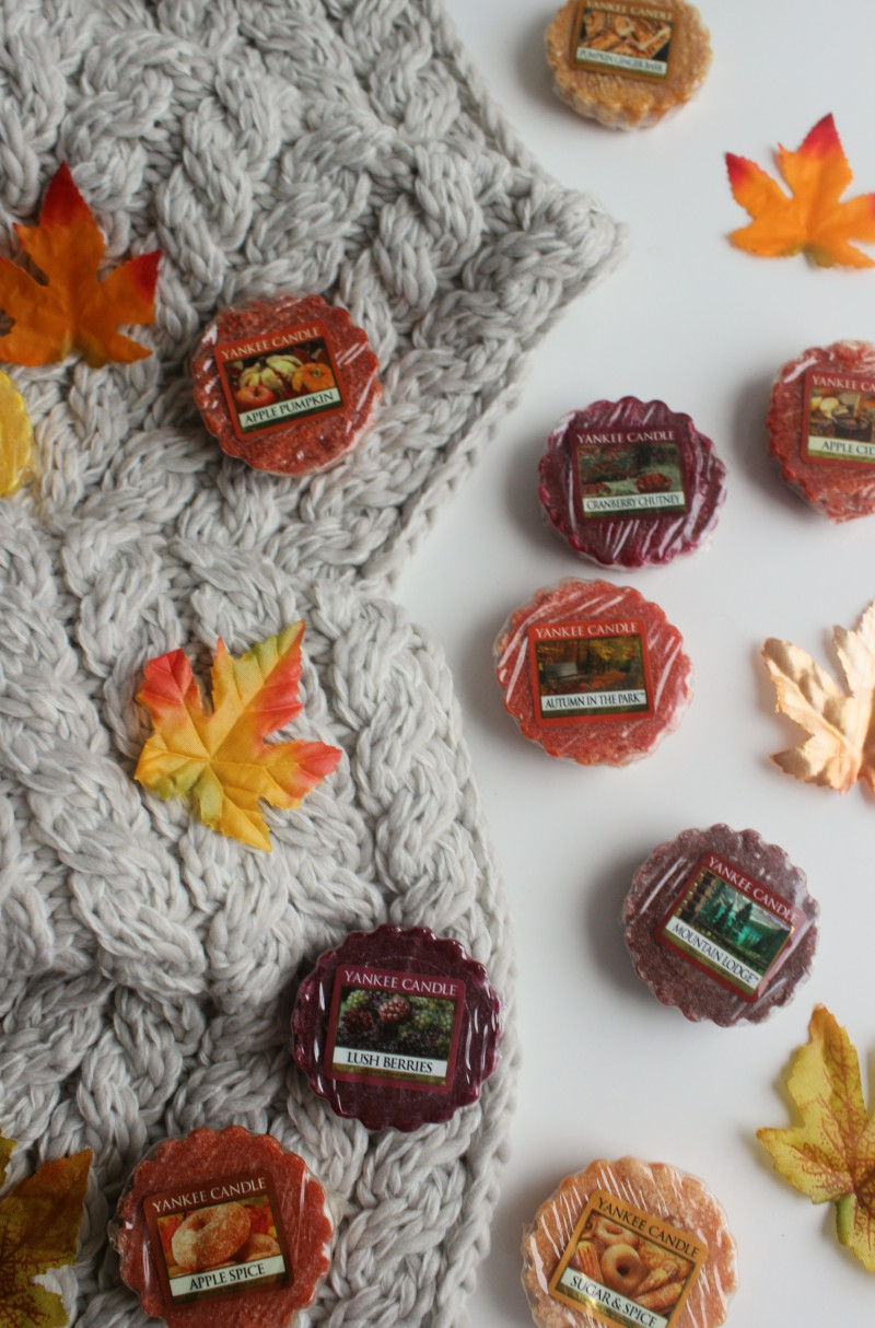 An Autumn Yankee Candle Haul