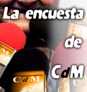 LA ENCUESTA DE CdM