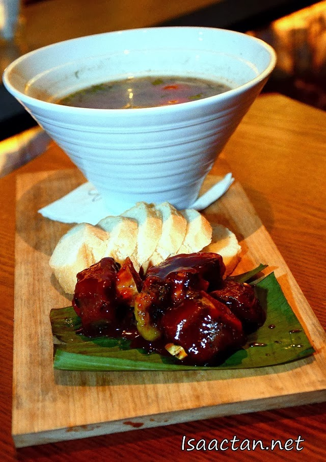 #5 Grilled Caramel Oxtail - RM35