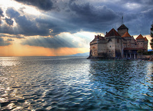 Castillo de Chillon, Montreaux