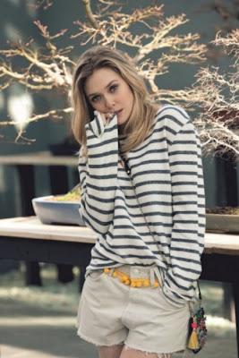 Elizabeth Olsen para Asos verano 2012