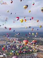 Albuquerque Hot Air Balloon Festival6