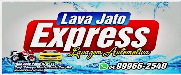 Lava jato EXPRESS funcionando ao domingos, das 7hs as 12hs. Agende já os nossos serviços: 99966-254
