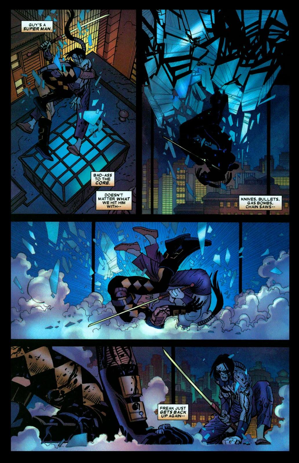 Read online Wolverine (2003) comic -  Issue #31 - 10