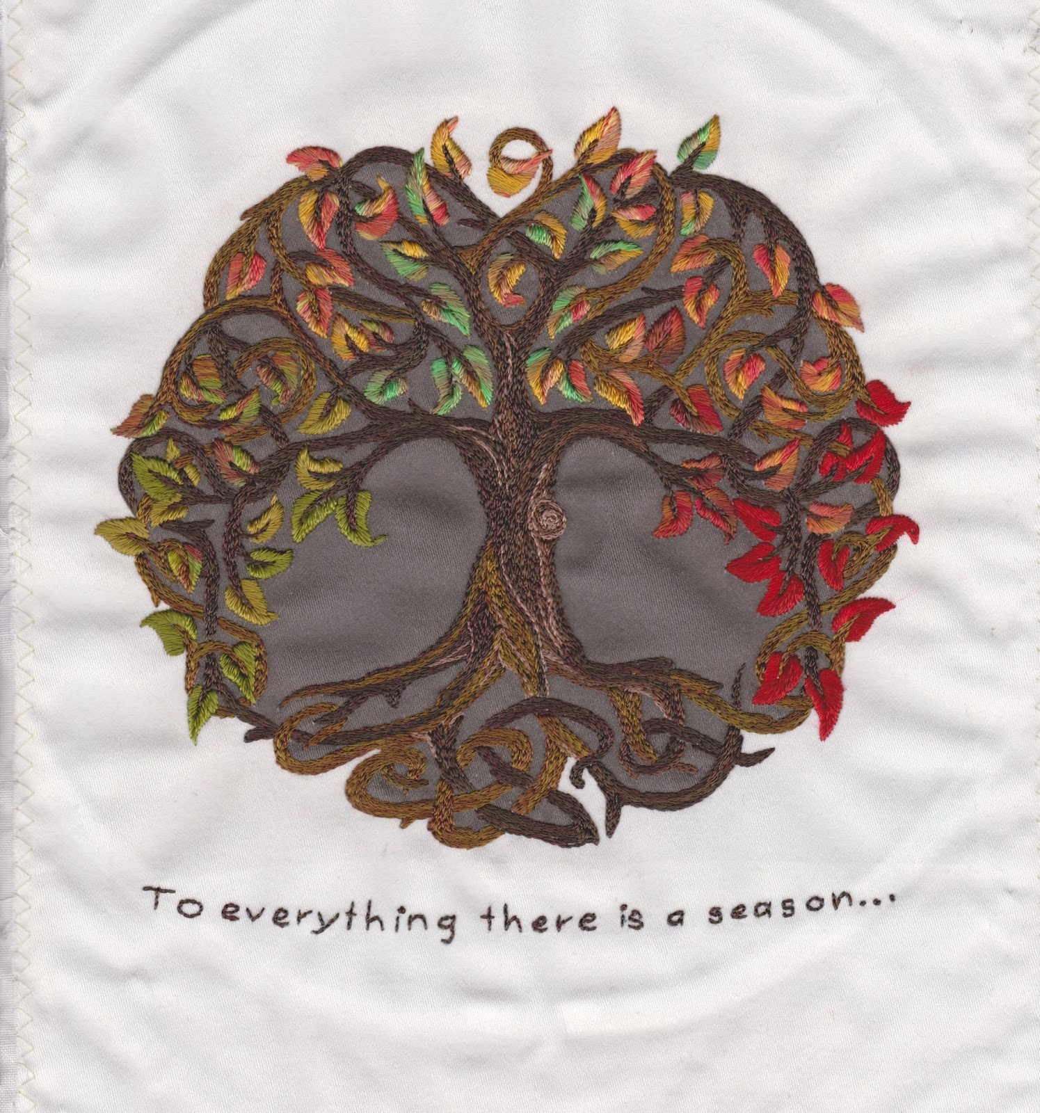 Tree Of Life Quote My Embroidery World Celtic Tree Of Life