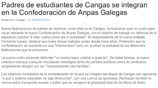ANPAS GALEGAS