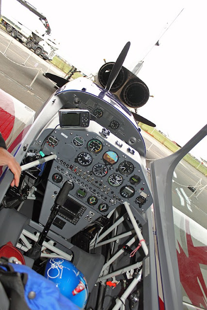 équipe de voltige de l'armée de l'air