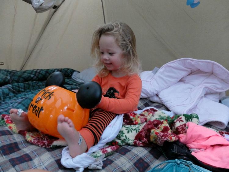 Walt Disney World's Fort Wilderness Campgrounds