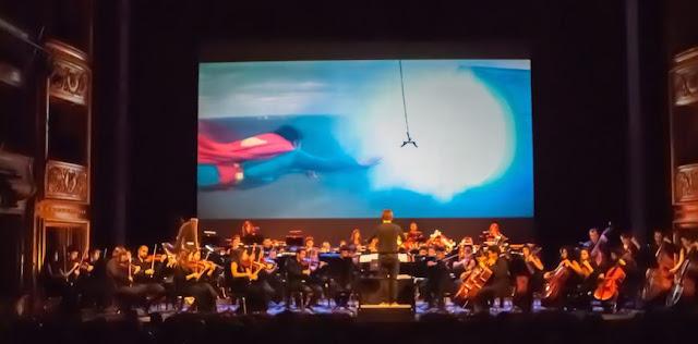 Concierto de Navidad homenaje a John Williams dirigido por Lucas Vidal