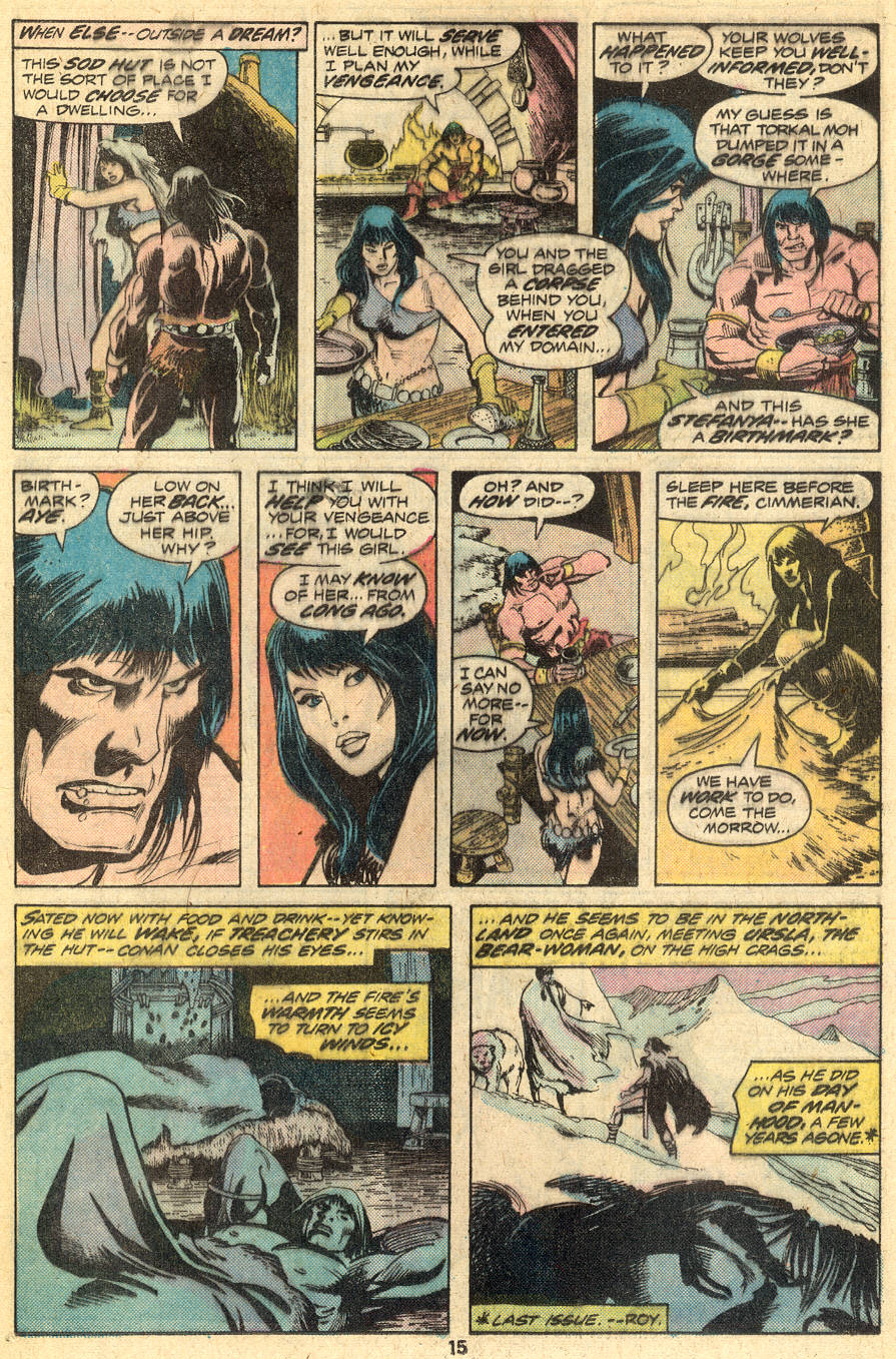 Conan the Barbarian (1970) Issue #49 #61 - English 10