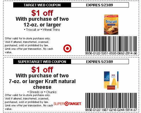 Coupons to print for free groceries