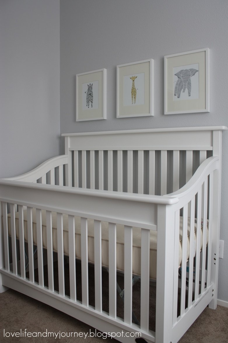 Love Life And My Journey Nursery Update We Finally Have