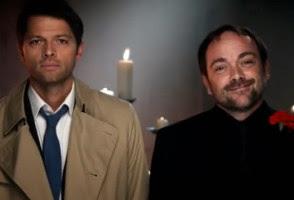 Supernatural, Castiel e Crowley