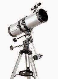 Macam-Macam Teleskop