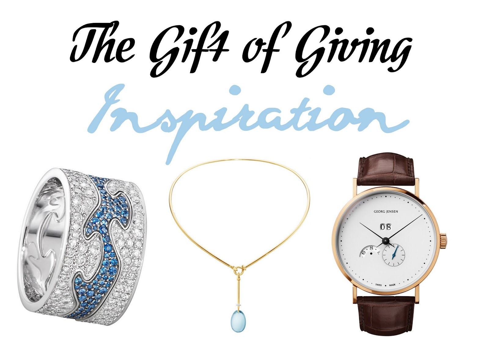 Sunday Wishlist: The Gift of Giving