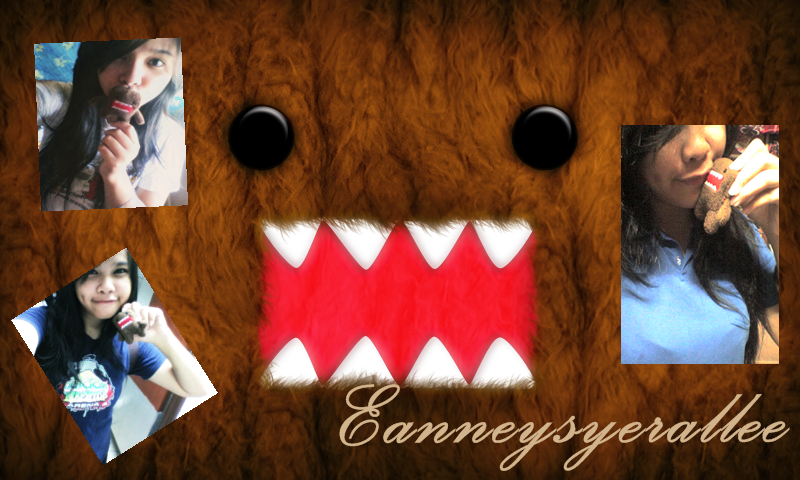 domo kun wallpaper. DOMOLOVER.