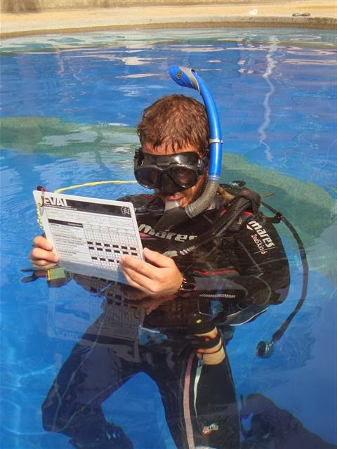 Instructor buceo Koh Tao