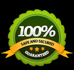 100% Safe