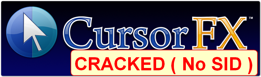 CursorFX Plus 2.01 (No SID change required)