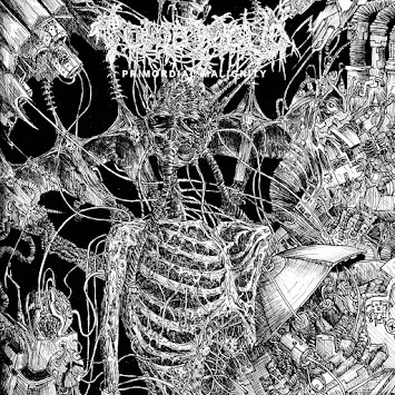 "TOMB MOLD - ""PRIMORDIAL MALIGNITY"""