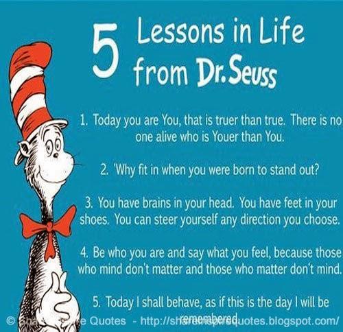 Dr Seuss Love Quotes Beauteous Dr Seuss Weird Quote Love