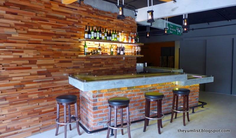 Muugu Garden Bistro and Bar, Bukit Bintang
