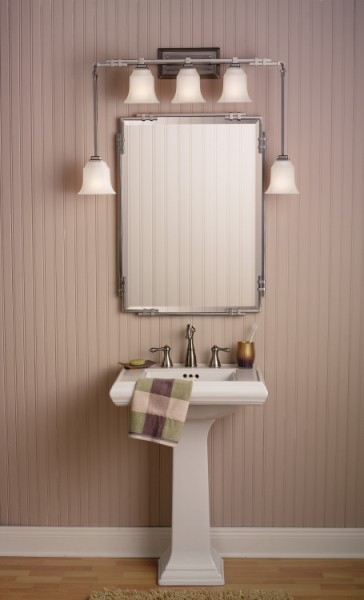 Home Improvement Small Bathroom Design
