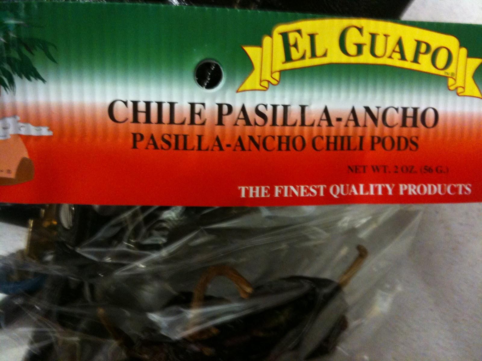 Chile Ancho Molido of Chile Pasilla Molido