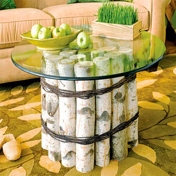 Decoraci n diy ideas y manualidades de decoraci n mesa for Manualidades para casa rustica