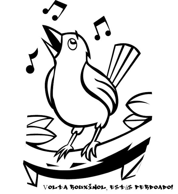 Cantar; rouxinol