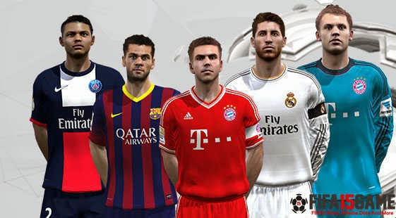 FIFA 15 : ULTIMATE TEAM EDITION FULL PC GAME DOWNLOAD
