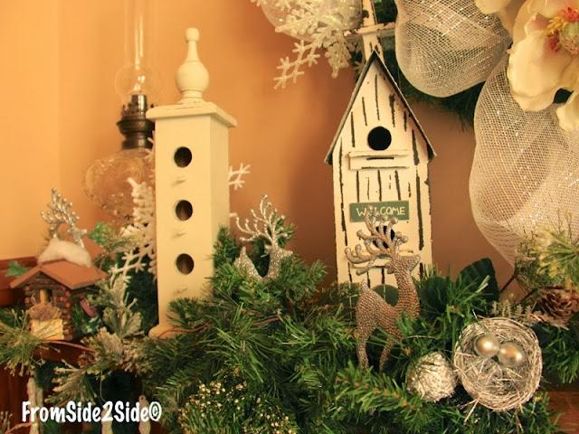 le style too much christmas de la maison victorienne. Black Bedroom Furniture Sets. Home Design Ideas