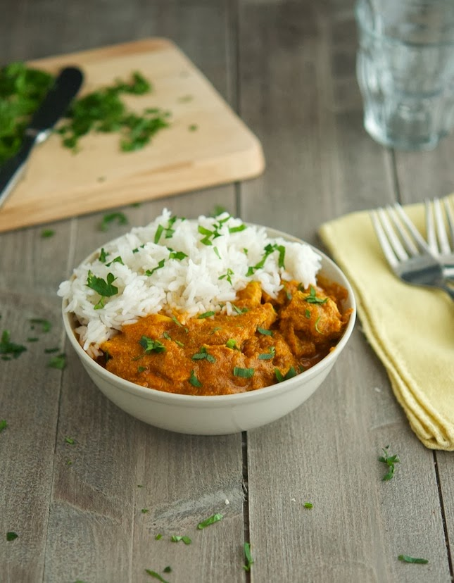 The iron you 30 minute butter chicken murgh makhani 30 minute butter chicken murgh makhani forumfinder Image collections