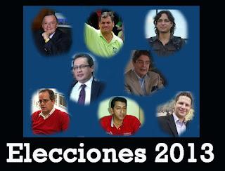 Elecciones Ecuador 2013