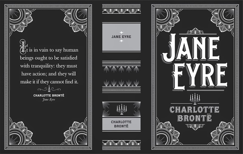 Book Cover Printable Quotes : A book so fathomless cover comparison jane eyre by