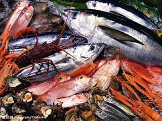السمك يساعد في علاج حموضة المعدة - حرقة المعدة