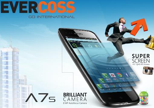 Evercoss A7S