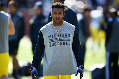 Michigan reportedly dismisses WR Dennis Norfleet.