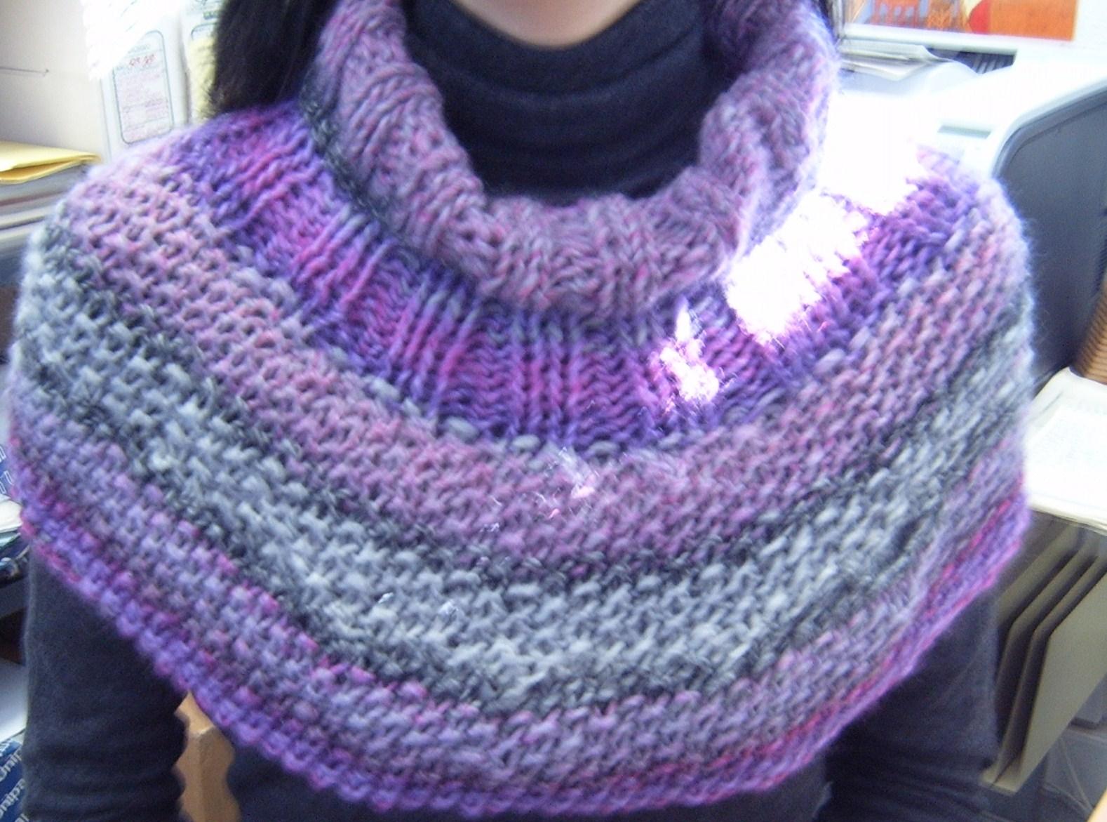 Punto guayaba cuellos de lana oto o invierno 2011 2012 - Puntos de lana ...