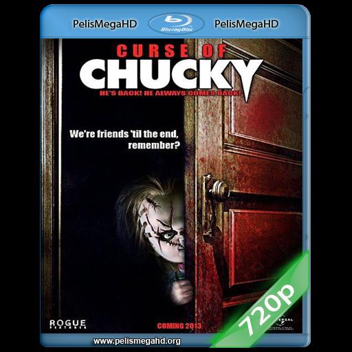 LA MALDICIÓN DE CHUCKY (2013) 720P HD MKV ESPAÑOL LATINO